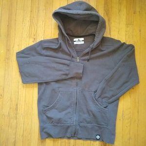American Giant classic full-zip hoodie XL